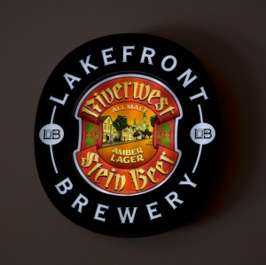 Lakefront Brewery sign-72