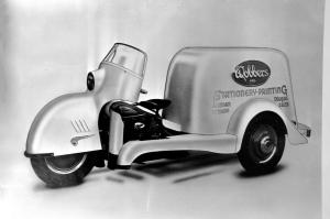 Art Deco trike_Kenzo