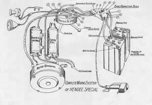 Hendee electric system