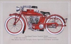 Indian Tourist Standard -- 1914 sales brochure.
