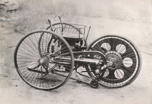 Butler's Petrol Cycle photo