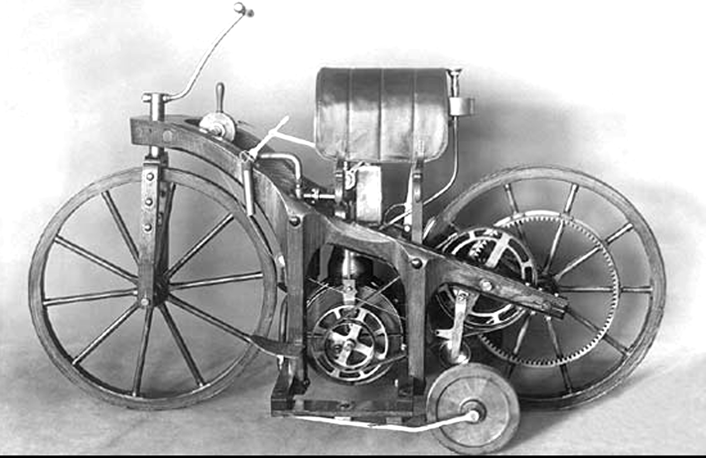Edward Bulter and the Petrol Cycle | Touringroads Travel & Adventure