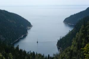 The secret fjord.