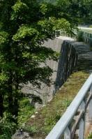 Arched Dam at Jones Locks