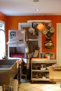 Mrs. McGarrigal's kitchen