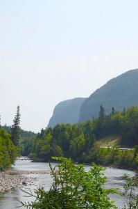Rt. 172 along the Ste.-Marguerite River